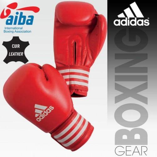 Boxing Gloves adidas Professional AIBA authentication 10oz AIBAG1