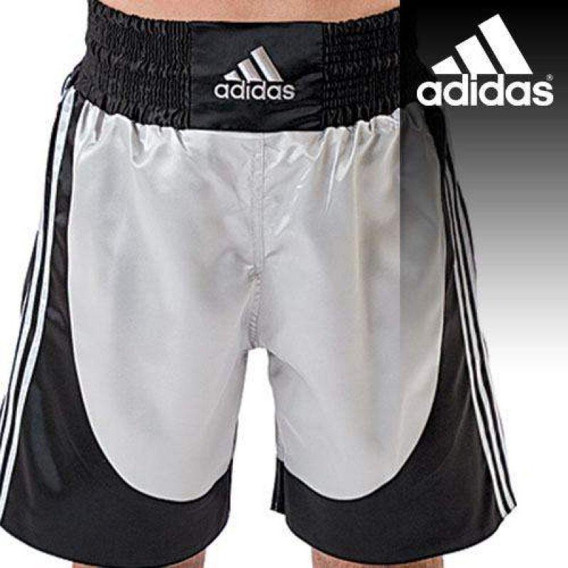Boxing Trunk Adidas MULTI Silver/Black - ADISMB03
