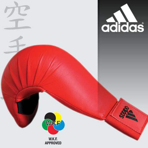 Karate Gloves Adidas Official WKF Approved