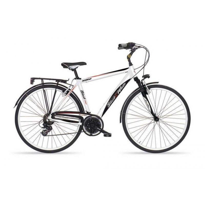 MBM Ποδήλατο  Black White Men