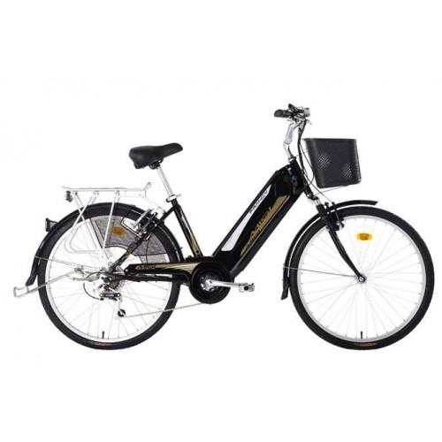 MI.GI Francy 26'' Μαύρο e Bike